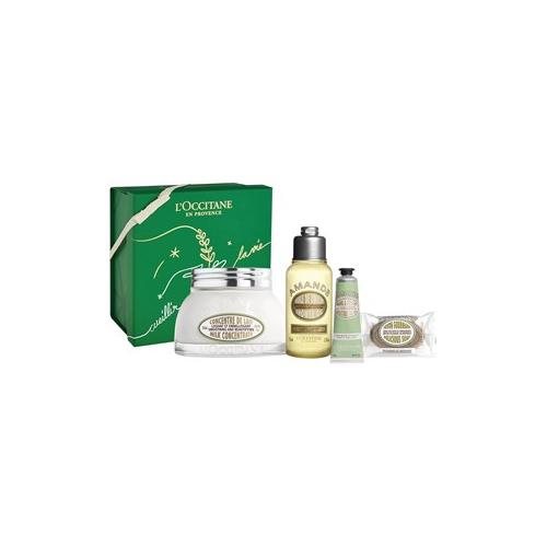 L'Occitane Pflege Mandel Geschenkset Mandel Körpercreme 200 ml + Mandel Duschöl 75 ml + Mandel Handcreme 30 ml + Mandel Seife 50 g 1 Stk.
