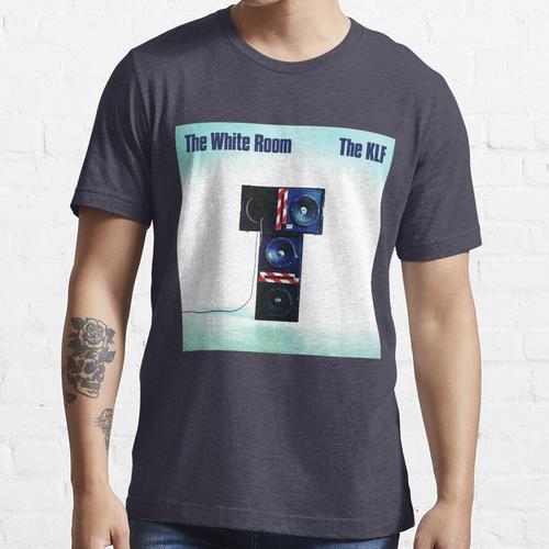 DAS WEISSE ZIMMER DAS KLF Essential T-Shirt
