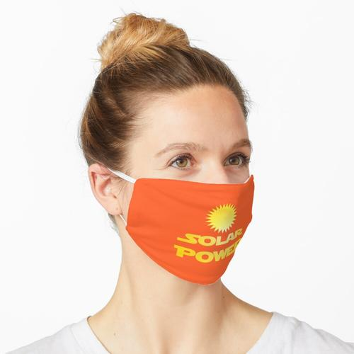 Solarstromanschlüsse Maske