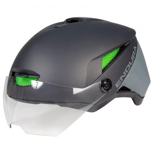 Endura - Speed Pedelec Helm - Radhelm Gr 58-63 cm - L/XL grau