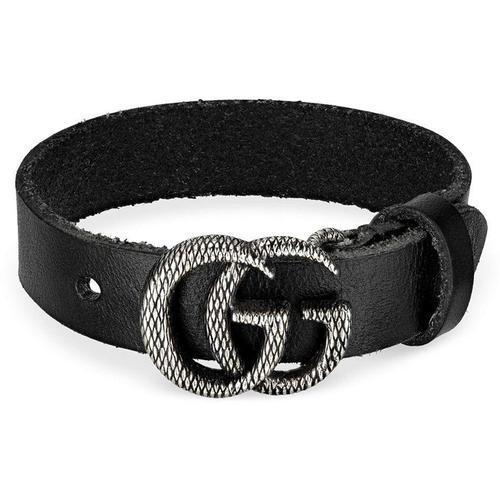 Gucci Armband mit graviertem GG