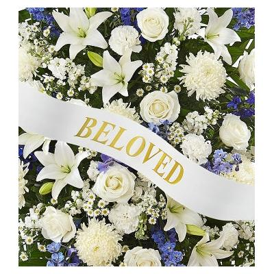 """Sympathy Ribbon """"Beloved Sister-In-Law"""" Ribbon by 1-800 Flowers"""
