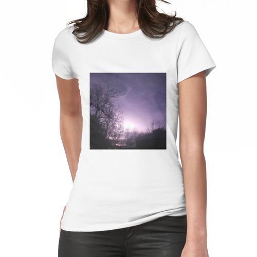Blitzeinschläge Frauen T-Shirt
