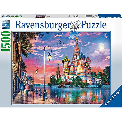 Puzzle Moscow, 1.500 Teile