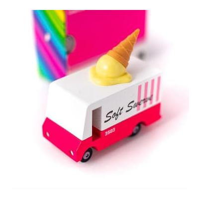 Candy Lab/ Little Concepts - Ice Cream Van Toy