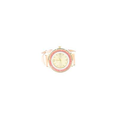 Strada Fashion - Strada Fashion Watch: Pink Solid Accessories