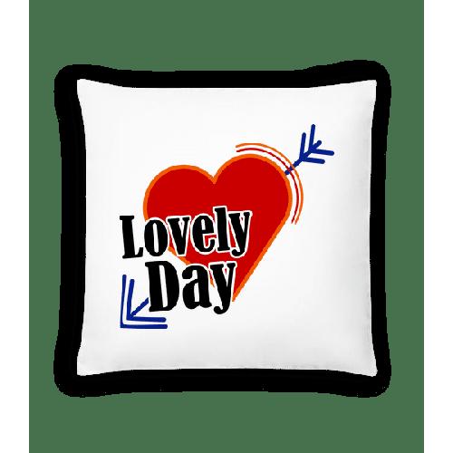 Lovely Day - Kissen