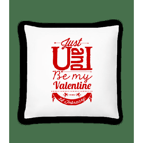 Be My Valentine Red - Kissen