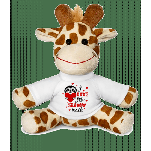 I Love You Slow - Giraffe