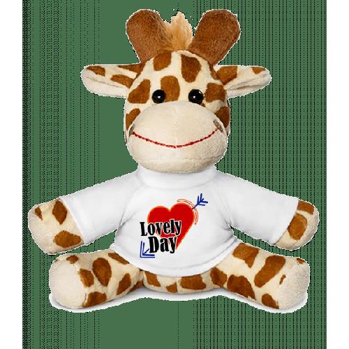 Lovely Day - Giraffe