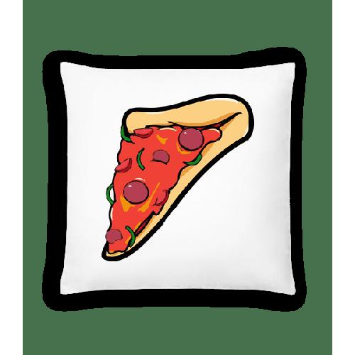 Pizzastück - Kissen