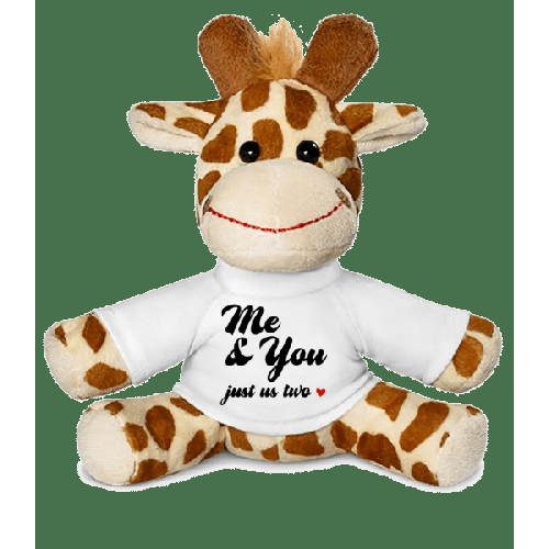 Me & You - Just Us Two - Giraffe