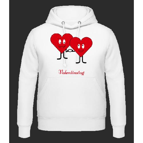 Valentinstag - Männer Hoodie