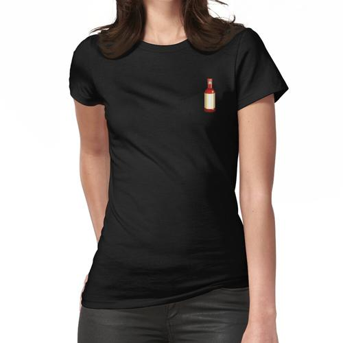 Hot Sauce Salsa Picante Frauen T-Shirt