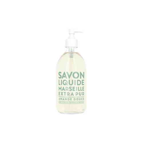 La Compagnie de Provence Marseille Seifen Flüssigseifen Sweet Almond Liquid Marseille Soap 300 ml