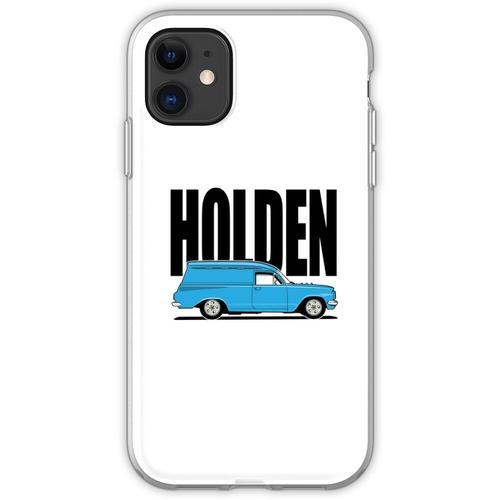 EH Kastenwagen - Blau Flexible Hülle für iPhone 11