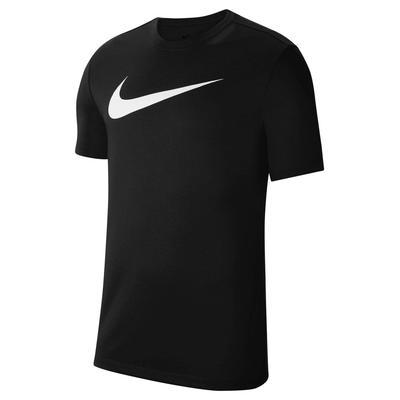 "Nike Herren Fußball T-Shirt ""Dri-Fit Park"", schwarz / weiss, Gr. XL"