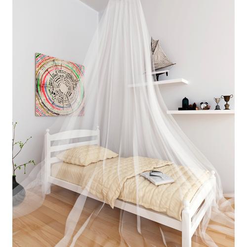 Windhager Moskitonetz Mosquitonetz, Insektenschutzgitter, BxH: 220x850 cm weiß Fliegengitter Insektenschutz Bauen Renovieren