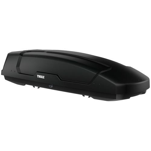 Thule Dachbox Force XT Sport, 300 l schwarz Auto-Aufbewahrung Autozubehör Reifen