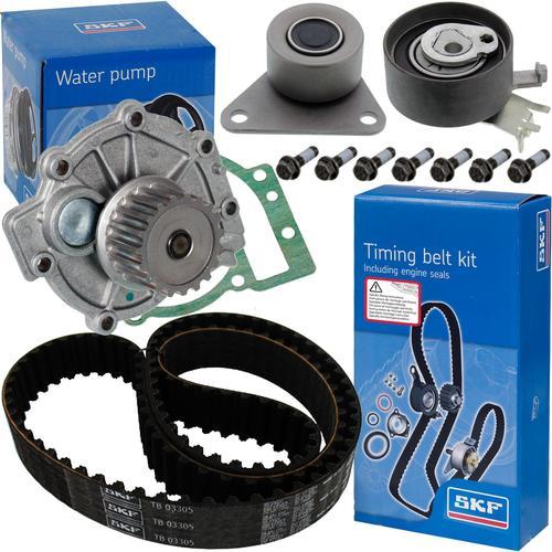 Skf Zahnriemen-satz + Wasserpumpe Für Volvo C30 C70 S60 S80 V50 V70 2.4+2.5+t5 Wasserpumpe + Zahnriemensatz: Ford: 1371753 Ford: 1388504 Ford: 6g9