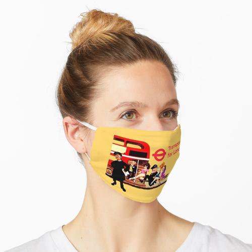 Transport nach London Maske