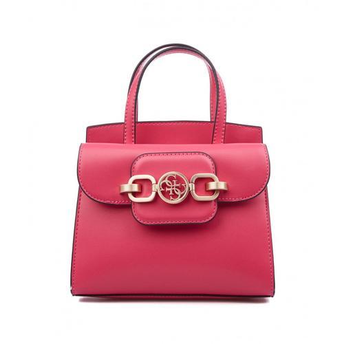 Guess Damen Handtasche Hensley Pink