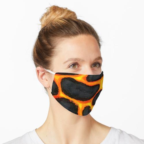 Lavasteine Maske