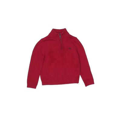 Tommy Bahama Pullover Sweater: Red Tops - Size 24 Month