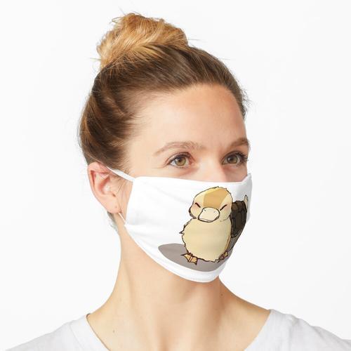 Rollkragenpullover Maske