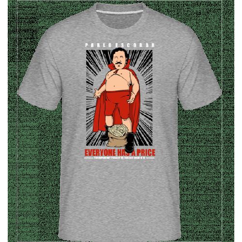 Pablo Escobar Luchador - Shirtinator Männer T-Shirt