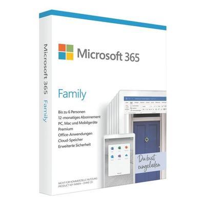 Softwarepaket »365 Family«, Micr...