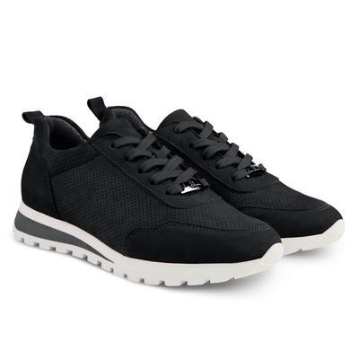 LaShoe Damen Sneaker Leder Class...