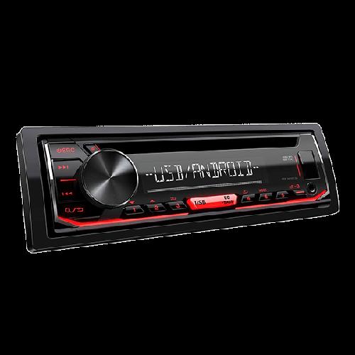 KENWOOD Autoradio KMM-BT206