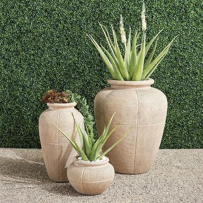 Cordova Jar Planter - 10