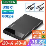 Ugreen — Boîtier pour disque dur...