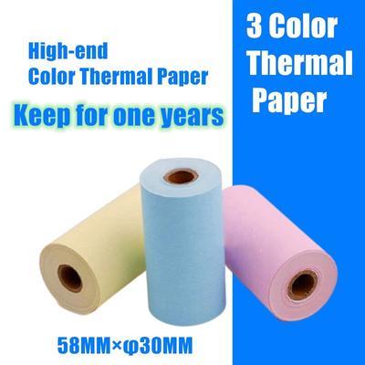 9 rouleaux de papier thermique c...