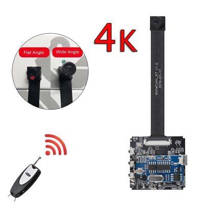 Réel 4K sans fil WIFI P2P Mini 1...
