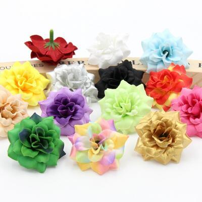 Roses artificielles en soie, 20 ...