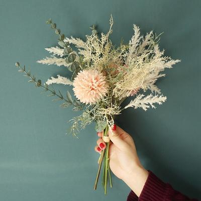 1 Bouquet de fleurs artificielle...