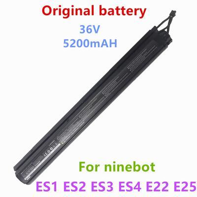 100% batterie d'origine 36V 5200...