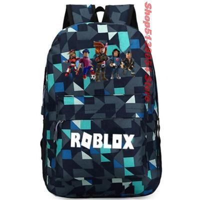 ROBLOX – sac à dos à carreaux en...