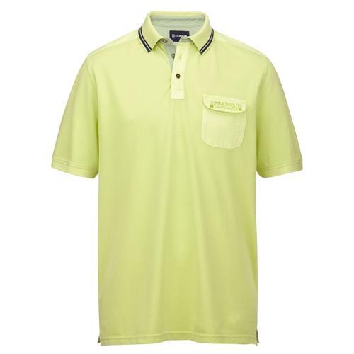 Poloshirt BABISTA Limettengrün