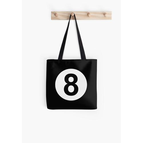 8 Billardkugel Tasche