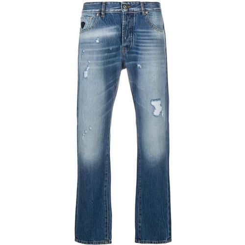 John Richmond Gerade 'Maudlin' Jeans