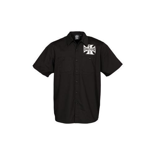 WCC Cross Sommerhemd XXL