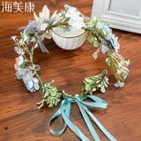 Haimeikang – couronne de fleurs ...