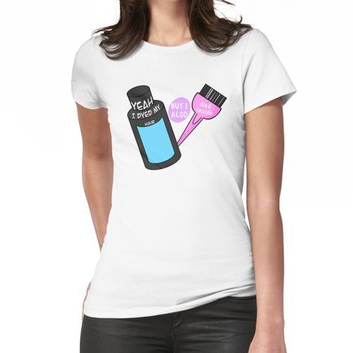 Haarfärbemittel Frauen T-Shirt
