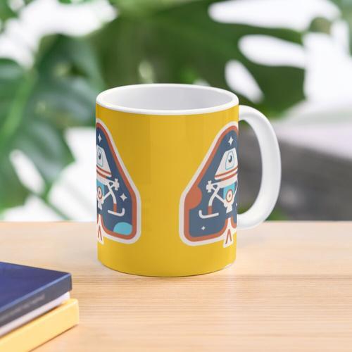 Astroneer ship Mug
