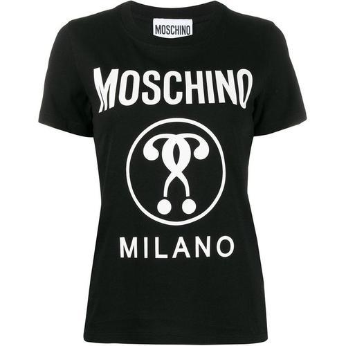 Moschino T-Shirt mit Fragezeichen