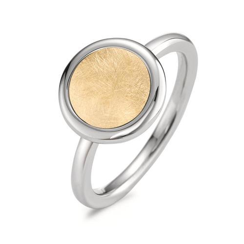 TeNo Ring Elyna Bicolor-Gold aus Edelstahl, Ø12mm